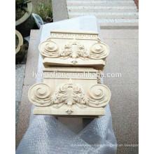 Furniture beauty corbels mosaic moulding bracket