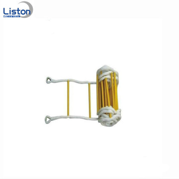 Durable Nylon Folding Safety Fire Escape Rope Ladders