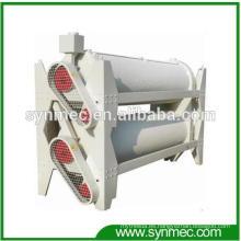 Máquina de cilindros con cáscara de cebada de arroz paddy de trigo