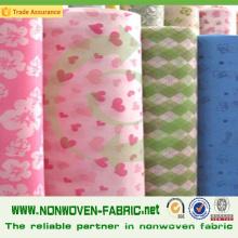 Polypropylen bedrucktes Spunbond Non Woven Fabric