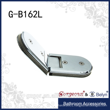 long round type large size 135 degree hinge for glass shower door