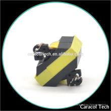 Diseños a medida rm8 Ferrita Transformador de alta frecuencia vertical Smps con interruptor horizontal