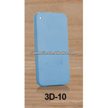 O molde 3d da tampa do telefone móvel molda o molde do molde do ip4