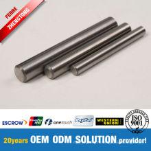 La bonne barre de carbure cémentée de barres de tungstène de résistance à l'usage