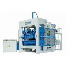 Qt10-15 Fully-Automatic Hydraulic Concrete Paving Block Machine