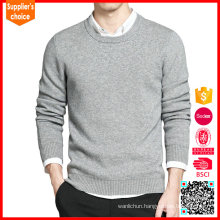 New fashion mens cashmere jumpers sale solid men's cashmere pullover