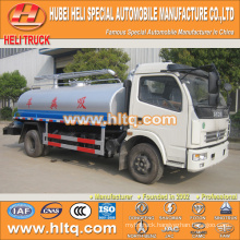 DONGFENG 4x2 LHD/RHD 6000L suction dung truck 120hp cheap price