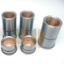 Buje de guía de bronce de precisión para sellar componentes de moldes