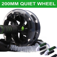 Durable Abdominal Roller Exercise Wheel From Real Manufacturer