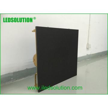 Ledsolution Die-Casting Aluminum Cabinet Indoor Rental LED Display Screen