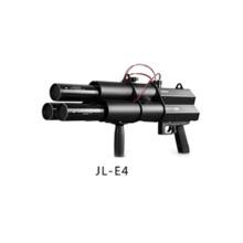 Artículo de venta caliente único Pistola de confeti de partido eléctrico de tres cabezas