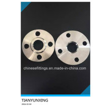 ASTM Stainless Steel Ss304 Ss316 Slip on Forged Flanges