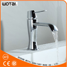 Wotai Chrom Finished Single Lever Basin Mixer