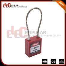 Elecpopular 2017 Produkte Hochwertige OEM ISO 45Mm Sicherheits-Kabelschloss