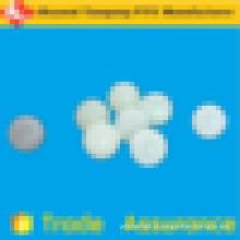Bola de plástico ptfe barato bolas ptfe, bolas de polietileno, bolas de plástico bola por atacado