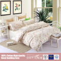 Nantong factory customized fashion four seasons luxury bedding set