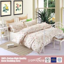 Nantong fábrica personalizado moda quatro temporadas de luxo conjunto de cama