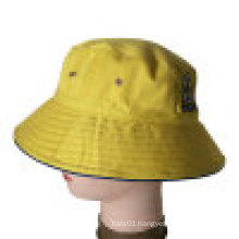 Bucket Hat with Contrasting Trim (Bt003)