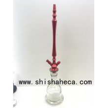 Hot Sale Good Quality Aluminium Shisha Nargile Smoking Pipe Hookah