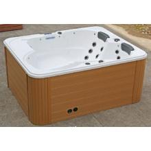 Bañera de acrílico blanca del baño de la venta caliente (JL983)