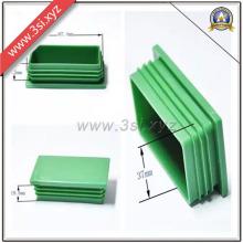 Tapones de tubo de rectángulo de plástico para la aplicación de tabla (YZF-H142)