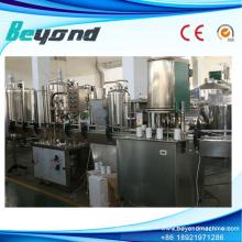 Máquina de rellenar de la bebida de aluminio / equipo / dispositivo