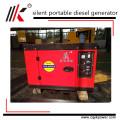 Doppelfunktion!!! Dieselmotor 10 kva 10kva Portable Diesel Generator preis 8KW generator motor