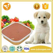 Продовольственная собака и кошка Оптовая собака угощает Влажные корма для домашних животных