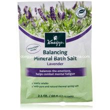 Bath Salt Packaging Bag/Salt Bag/Plastic Salt Pouch