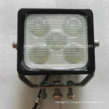 New 5inch 50W Auxiliary Tractor LED Work Light