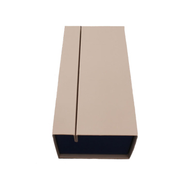 Clamshell Cardboard Rigid Gift Box