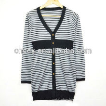 13STC5492 ladies long sweater coats