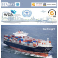 Günstige Seefracht von China nach UK