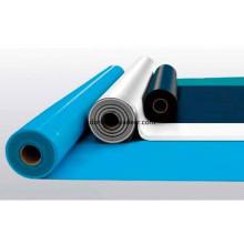 Membranas impermeáveis Tpo com suporte de fibra compósita