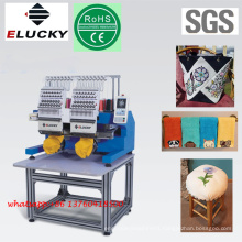 2 heads family /commercial computerized embroidery machine price