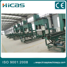 China Compressed Wood Pallet Machines to Make Pressed Wood Pallet