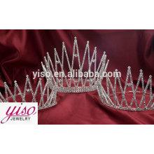 Accesorios para el cabello princesa pageant big pageant crowns
