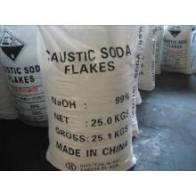 Caustic Soda Flakes mit Reinheit 99% 98% 96%