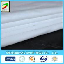 T/C 65/35 45sX45s 186T white shirting fabrics
