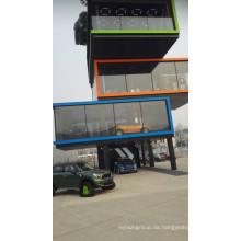 Container Ausstellungsbox