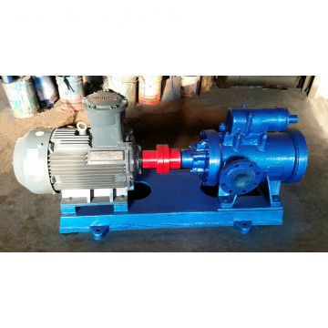 3G series three screw fuel oil transfer pump