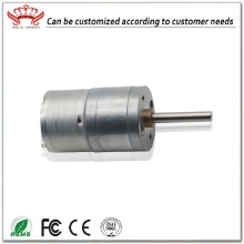 Anpassad Long Shaft Micro Dc Gear borstad motor