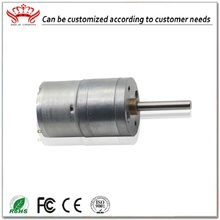 Customized Long Shaft Micro Dc Gear Brushed Motor
