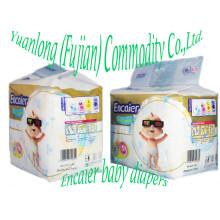 El precio de fábrica barato fabricante Pañales del bebé de Quanzhou