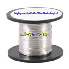 High quality Hot sale sterling silver wire For Battery/Electro----- 30 years factory