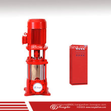 Fire Fighting Jockey Pump with Control Panel