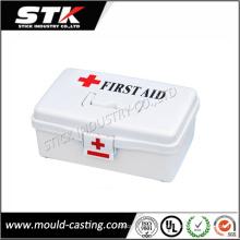 Molde de injeção de plástico Medica Shell para kit de primeiros socorros de plástico
