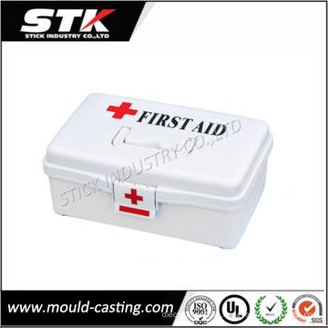 Kunststoff-Spritzguss Medica Shell für Kunststoff Erste-Hilfe-Kit
