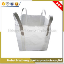 Storage 100% pp woven 1 ton jumbo bag for sand cement transportation