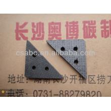 material composto de grafite de carbono